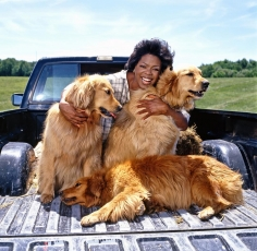 Harry Benson, Oprah Winfrey, 1994