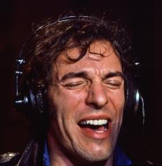 Harry Benson, Bruce Springsteen, USA for Africa, 1985