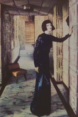Sheila Metzner, Ennis Brown House. Vogue. 1992