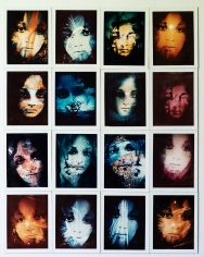 Kali, Untitled (Collage #8), Palm Springs, CA, 1973