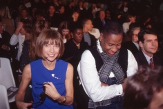 Harry Benson,  Anna Wintour, Andre Leon Talley, and Patrick McCarthy, Paris, 1993