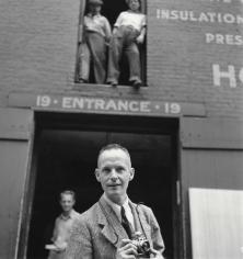 Genevieve Naylor, Henri Cartier-Bresson, Brooklyn, 1946
