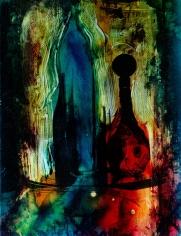 Kali, Bottles, Palm Springs, CA, 1964