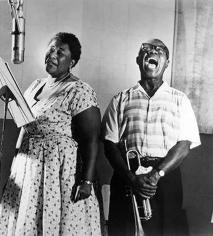 Phil Stern, Ella and Louis, 1952