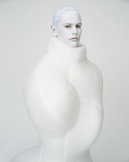 Erik Madigan Heck, Saskia in Comme des Garcons, Archive, 2017