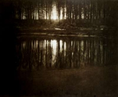 Edward Steichen, The Pond - Moonrise, Mamaronek, New York, 1904