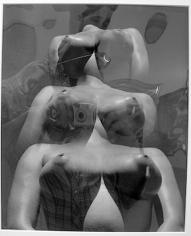 Andre de Dienes, Abstract Nude, Late 1960s