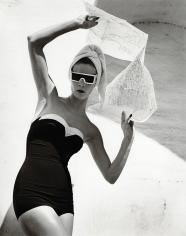 Louise Dahl-Wolfe, Jean Patchett, Granada, Spain, 1953