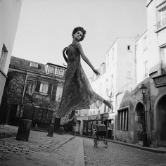 Melvin Sokolsky, Think on Air, Paris, 1965