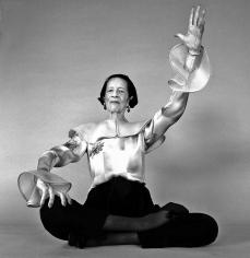 Harry Benson, Diana Vreeland, New York, 1980