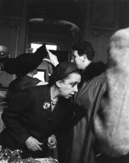 Genevieve Naylor, Elsa Schiaparelli, Harpers Bazaar, 1951