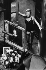 Helmut Newton, Roselyne, 1975