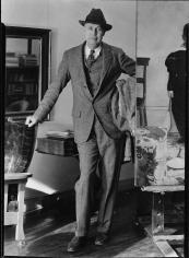 Louise Dahl-Wolfe, Edward Hopper, Standing, 1933