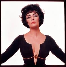 Bert Stern, Elizabeth Taylor as Cleopatra, 1962