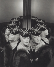 Horst, Muriel Maxwell, New York, 1940