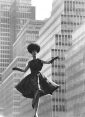 Horst P. Horst, Park Avenue Fashion, New York, 1962