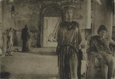 Deborah Turbeville, Unseen Versailles, January 1980