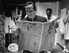 Phil Stern, Marlon Brando, 1955