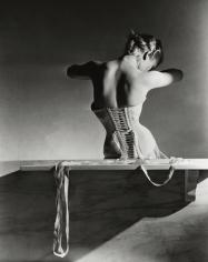 Horst P. Horst, Mainbocher Corset, Paris, 1939