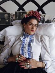 Mary McCartney, Tracey Emin as Frida Kahlo, London, 2000