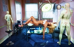 David LaChapelle,  Pamela Anderson: He Aimed the Arrows of Love that Puncture My Aching Heart, 2010
