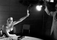 Phil Stern, Anita Ekberg, 1955