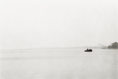 Priscilla Rattazzi, Fisherman Checking Crab Traps, East Hampton, 1998
