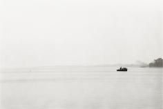 Priscilla Rattazzi, Fisherman Checking Crab Traps, East Hampton, 1998