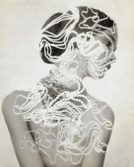 ​Herbert Matter, Photogram of Model with Jewelry