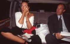 Donna Karan and Stephan Weiss, New York, 1988