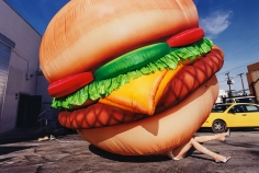 David LaChapelle, Death by Hamburger, 2001