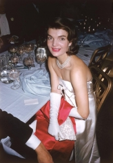 Slim Aarons, Jacqueline Kennedy, 'April in Paris' ball, 1959