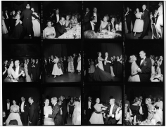 Slim Aarons, Windsors Dancing in NY, 1953: The Duke and Duchess of Windsor, Constance Carpenter, Milton 'Doc' Holden, C.Z. Guest, and other guests at the Waldorf Astoria