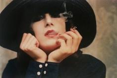 Bob Richardson, Anjelica Huston, VOGUE Paris, 1973