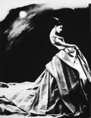 Lillian Bassman Night Bloom, Givenchy by John Galliano, NYT Magazine, 1996