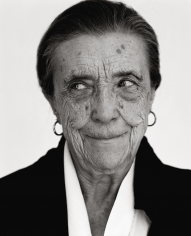 Herb Ritts, Louise Bourgeois, New York, 1991