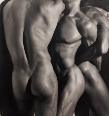Herb Ritts, Three Male Torsos, Los Angeles, 1986
