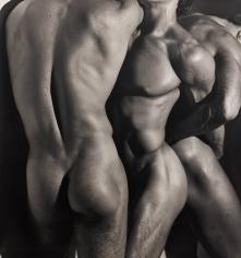 Herb Ritts, Three Male Torsos, Los Angeles, 1986