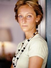 Slim Aarons, Desideria Corsini, 1973: Countess Desideria Corsini in Porto Ercole, Tuscany