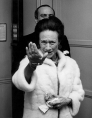 Ron Galella, The Duchess of Windsor, National Ballet of Canada Opening Party, Waldorf Towers, New York, 1974