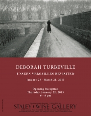 Deborah Turbeville, Exhibition Invitation