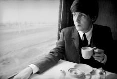 Harry Benson, Paul McCartney, London, 1964