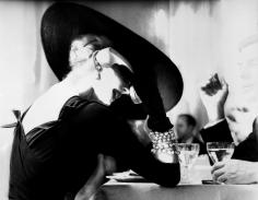 Lillian Bassman, The V-Back Evenings, Suzy Parker, Harper's Bazaar, New York, 1955