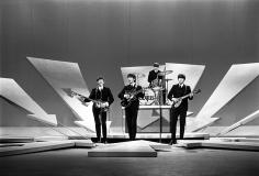 Harry Benson, The Beatles, Ed Sullivan Show, New York, 1964
