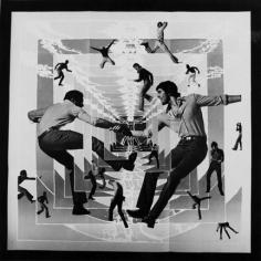 Bert Stern, Advertisement for Levi's, 1971