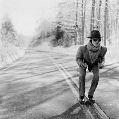 Rodney Smith, Reed Skiing, Lake Placid, New York, 2008