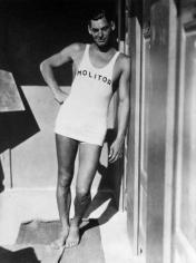 George Hoyningen-Huene, Man in Molitor Bathing Suit, 1928
