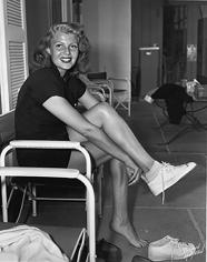 Bruno Bernard, Rita Hayworth, 1946
