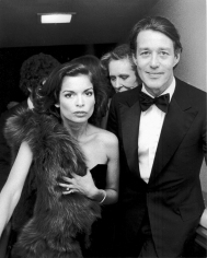 Ron Galella, Bianca Jagger and Halston, The Metropolitan Museum of Art Costume Institute Gala, New York, 1976