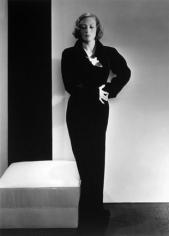 Edward Steichen, Joan Crawford, Dress by Schiaparelli, 1932